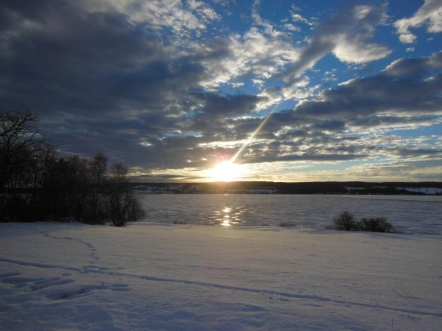 Annersia, solsken 8...