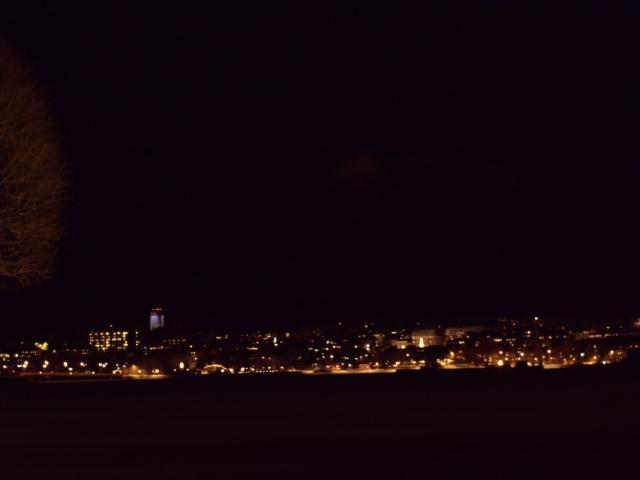 Natt i Östersund 1...