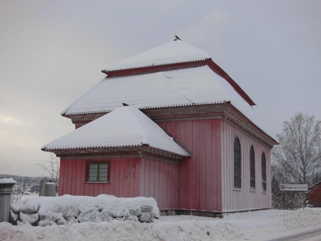 Stuguns gamla kyrka 1...
