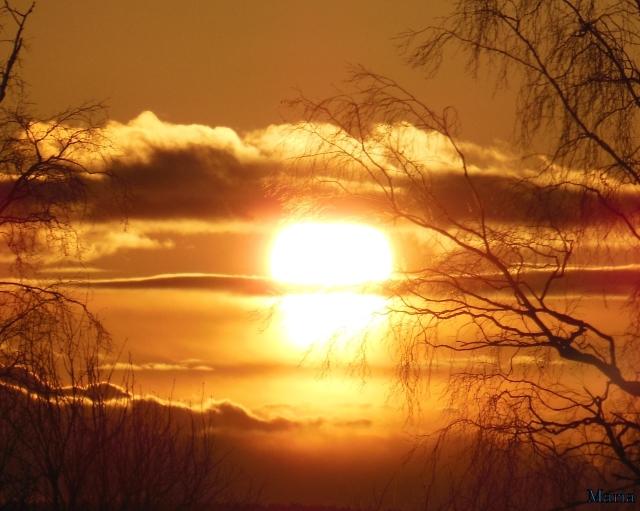 Solnedgång 1, 1...