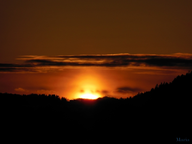 Solnedgång 2, 2...