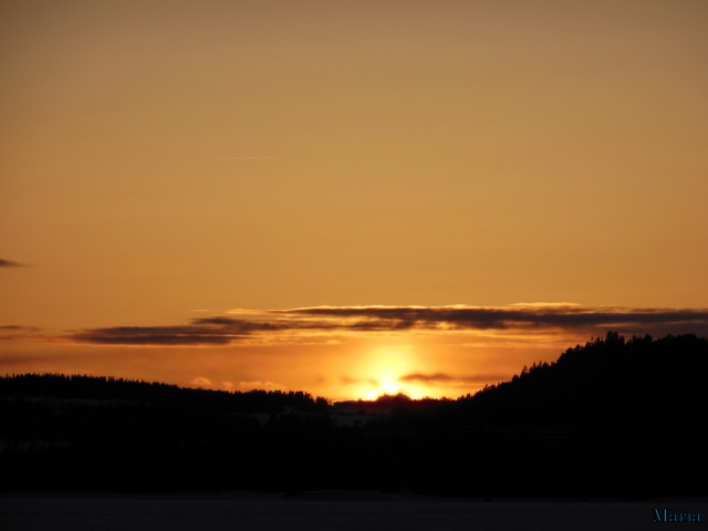 Solnedgång 4, 4...