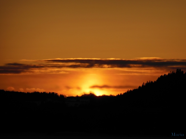 Solnedgång 5, 5...