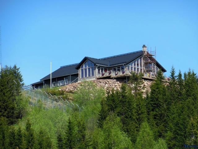 Orsa Björnpark, toppstugan 2, 2...