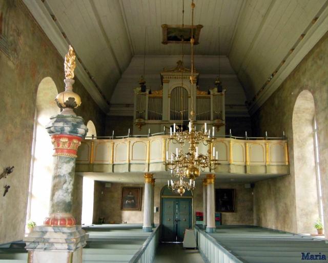 Hackås kyrka 14, 14...