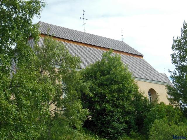Hackås kyrka 32, 32...