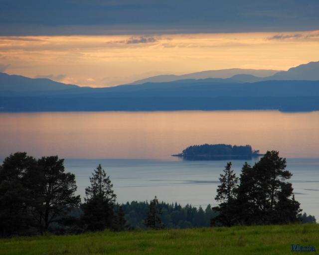 Utsikt från Frösö Kyrka 20, 20...