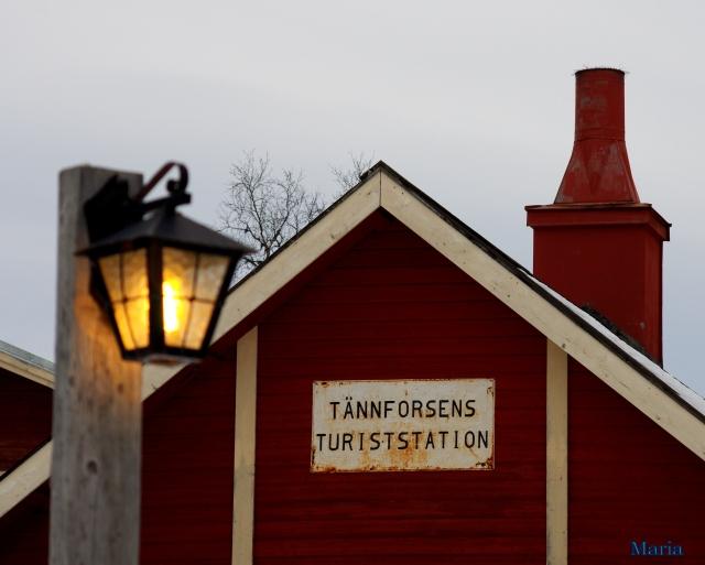 Tännforsens turiststation 2,2...