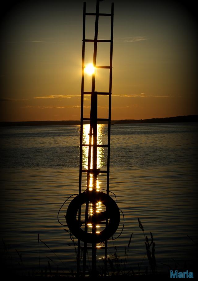 Solnedgång 40,40...