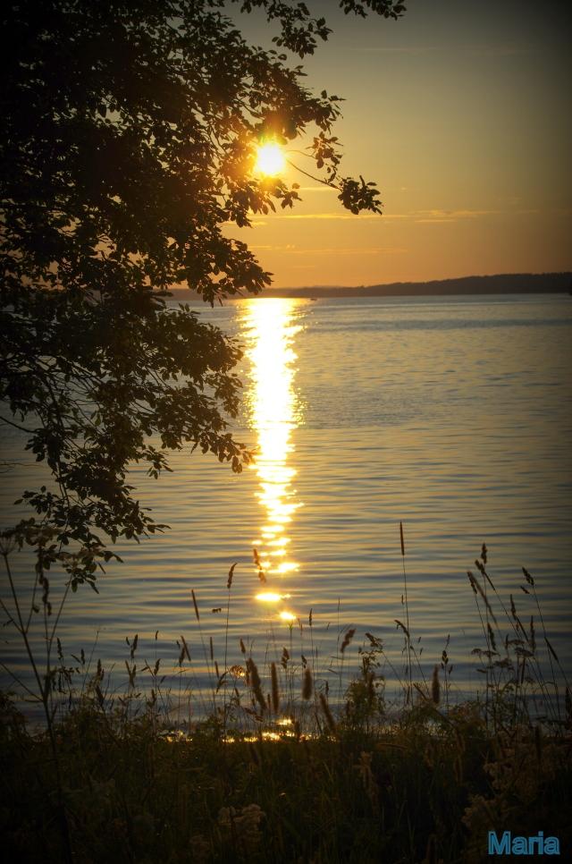 Solnedgång 61,61...