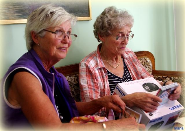 Ann-Mari och Mamma 6,6...